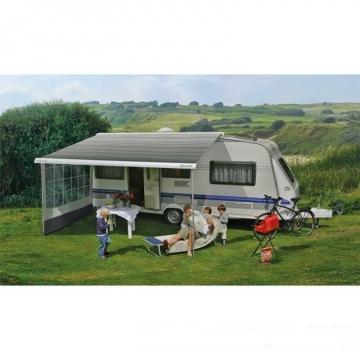 Markýza pro karavan Dometic PR 2500 5 x 2,75 m bílá