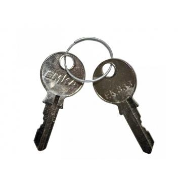 Náhradní klíč do zámku GX systém