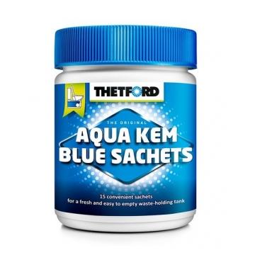 WC chemie Thetford Aqua Kem Blue Sachets