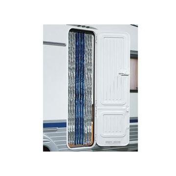 Dekorativní závěs do dveří proti hmyzu