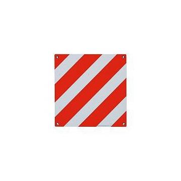 Výstražná hliníková tabule pro Itálii