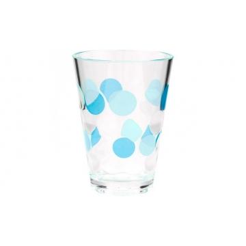 Sada 2 skleniček Bubble