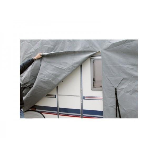 Krycí plachta pro karavan