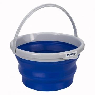 Skládací kbelík tyrkys