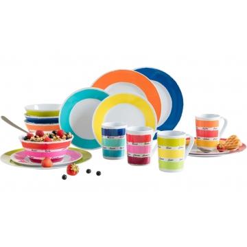 Sada nádobí Color 16-dílů