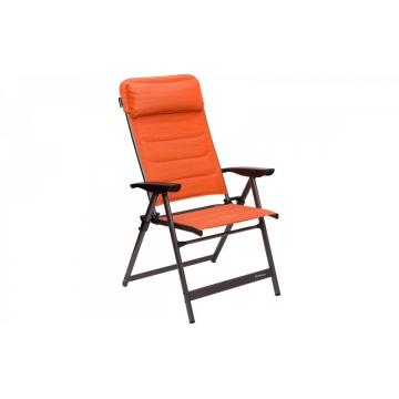 Berger Skládací křeslo Slimline oranžová