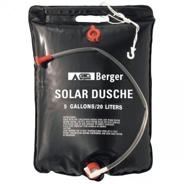 Solární sprcha