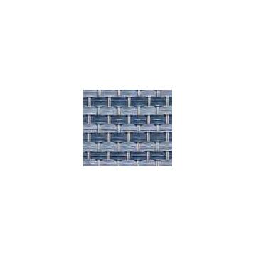 Venkovní koberec Kinetic 4 x 2,5 m - modrý