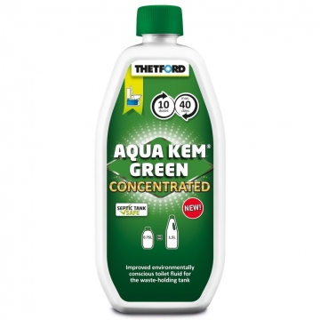 WC chemie Thetford Aqua Kem Green - 375 ml