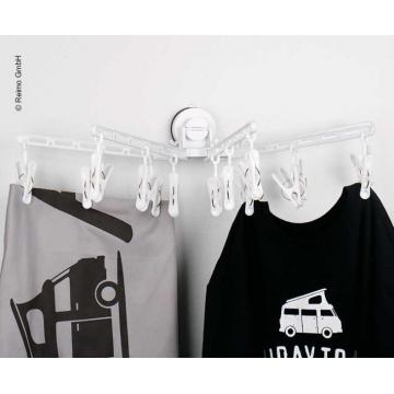 Sušák na prádlo s přísavkou