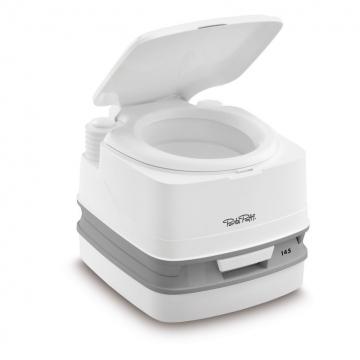 Chemické WC přenosné Thetford Porta Potti Qube 145 šedé