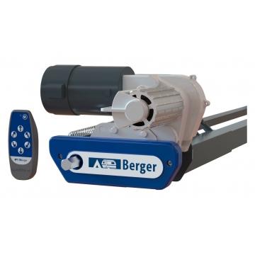 Mower Berger Titanium