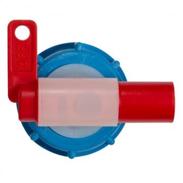 Uzávěr s ventilem - DIN 51