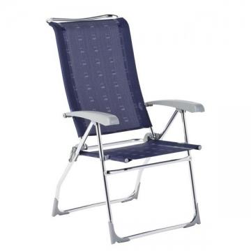 Kempingová židle Dukdalf Aspen - modrá