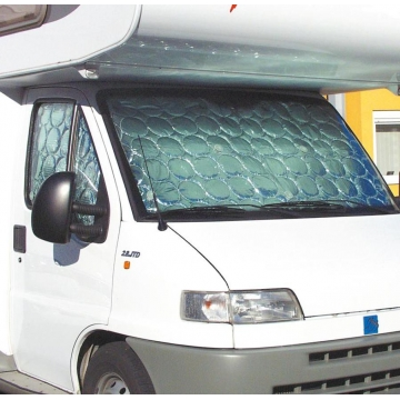 Termozákryt čelního skla Renault Trafic od 09/2014