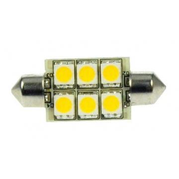 LED žárovka 6LED SMD Modul 12 V
