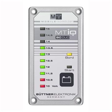 Ukazatel stavu baterie MT Duo Chceck